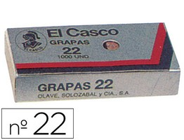 03739: Imagen de GRAPAS EL CASCO 22 C