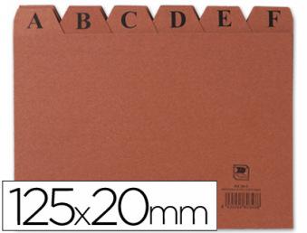 03815: Imagen de INDICE FICHERO CART�