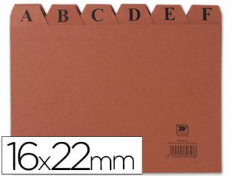 03817: Imagen de INDICE FICHERO CART�