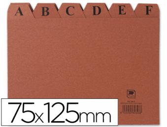 03818: Imagen de INDICE FICHERO CART�