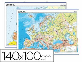 04913: Imagen de MAPA MURAL EUROPA FI