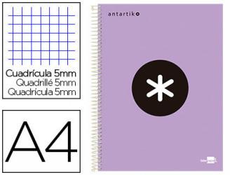 Cuadernos espiral antartik