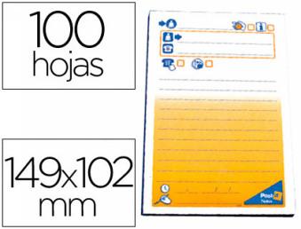 10637: Imagen de BLOC DE NOTAS ADHESI