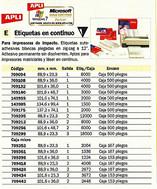 709175: Imagen de APLI ETIQUETAS EN CO