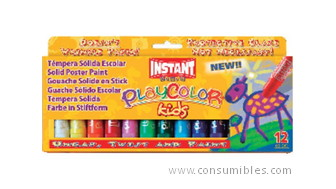 200359: Imagen de PLAYCOLOR TEMPERA SO