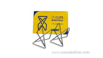 209977: Imagen de UMEC CLIPS MARIPOSA