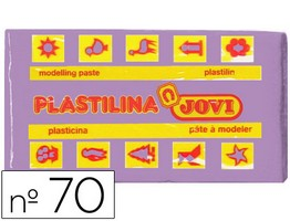 22119: Imagen de PLASTILINA JOVI 70 L