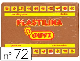 22156: Imagen de PLASTILINA JOVI 72 M
