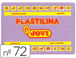 22161: Imagen de PLASTILINA JOVI 72 L