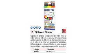 944474: Imagen de GIOTTO LAPICES DE CO