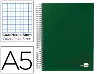 25321: Imagen de BLOC ESPIRAL LIDERPA