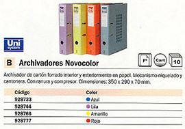 928777(1/10): Imagen de UNISYSTEM ARCHIVADOR