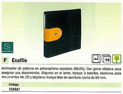 735917(1/10): Imagen de EXACOMPTA CARPETA AN