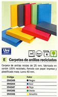 094345(1/6): Imagen de UNIPAPEL CARPETA ANI