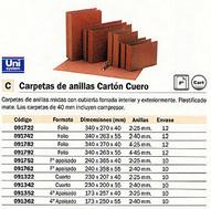091742(1/12): Imagen de UNISYSTEM CARPETA AN