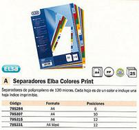 785315(1/25): Imagen de ELBA SEPARADORES 12