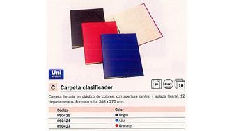 090429(1/10): Imagen de UNISYSTEM CARPETA CL