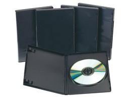 31733: Imagen de CAJA DVD Q-CONNECT -