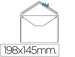 31923: Imagen de SOBRE LIDERPAPEL N.1