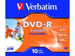 319635: Imagen de VERBATIM DVD-R ADVAN
