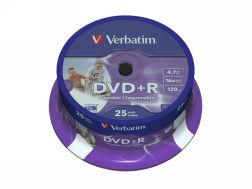 319674: Imagen de VERBATIM DVD+R ADVAN