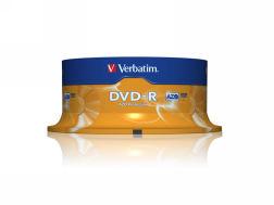 319682: Imagen de VERBATIM DVD-R ADVAN
