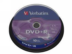 320851: Imagen de VERBATIM DVD+R ADVAN