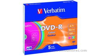 321490: Imagen de VERBATIM DVD R ADVAN