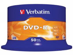321816: Imagen de VERBATIM DVD+R ADVAN