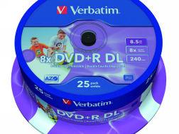 325130: Imagen de VERBATIM DVD+R ADVAN