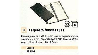 152196(1/5): Imagen de UNIOFFICE TARJETERO