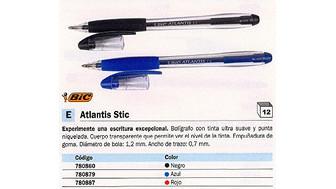 780860(1/12): Imagen de BIC BOLÍGRAFO ATLAN