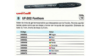 340431(1/12): Imagen de UNI BALL ROLLER UF 2