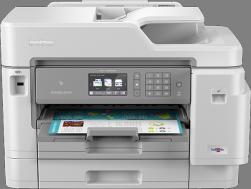 Impresoras multifuncion color tinta