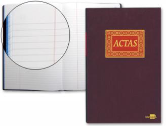 Libros de actas