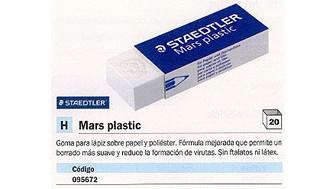 095672(1/20): Imagen de STAEDTLER GOMA DE BO
