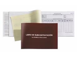 39255: Imagen de LIBRO SUBCONTRATACIO