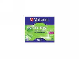 415121: Imagen de VERBATIM CD-RW DATAL