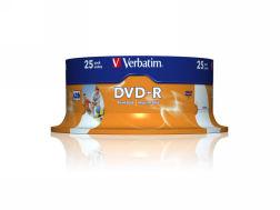 421337: Imagen de VERBATIM DVD-R 25 UD
