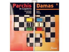 43759: Imagen de PARCHIS CON DAMAS TA