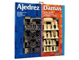 43760: Imagen de AJEDREZ CON DAMAS TA