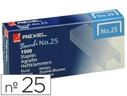 46701: Imagen de GRAPAS REXEL N. 25 2