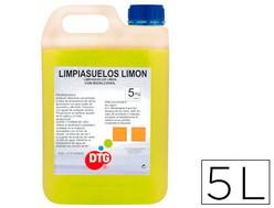 46834: Imagen de LIMPIASUELOS LIMÓN