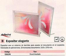 720178: Imagen de DEFLECTO EXPOSITOR E