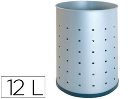 52777: Imagen de PAPELERA METÁLICA 1