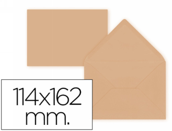 54481: Imagen de SOBRE LIDERPAPEL C6