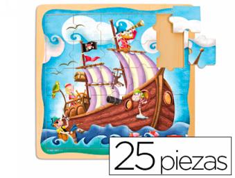 54872: Imagen de PUZZLE DISET BARCO P