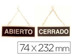 58786: Imagen de LETRERO METÁLICO SE