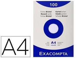 63283: Imagen de CARTULINA EXACOMPTA