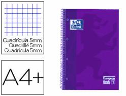 Cuadernos espiral oxford